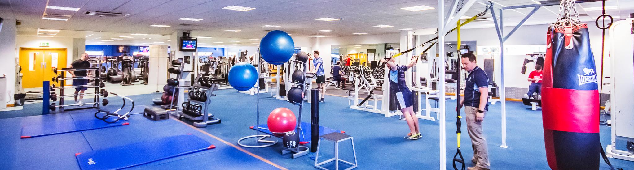 The Physio Clinic Bristol gym